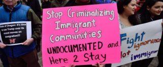 Migranti, il 49% degli americani è con Trump. Ma solo il 31% si sente più sicuro