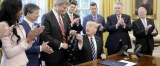 """Usa, Casa Bianca: """"Trump sapeva che Flynn mentì sui rapporti con Mosca"""". Nyt: """"Contatti tra lo staff tycoon e 007 russi"""""""