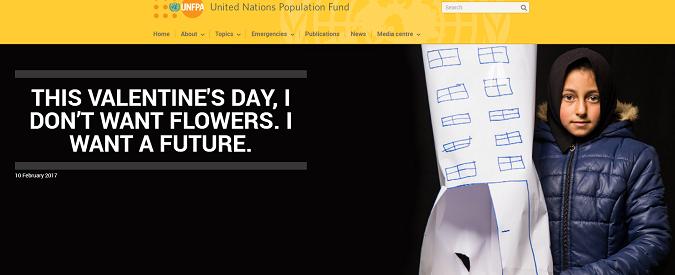 San Valentino, mutilazioni e spose bambine: niente fiori ma diritti