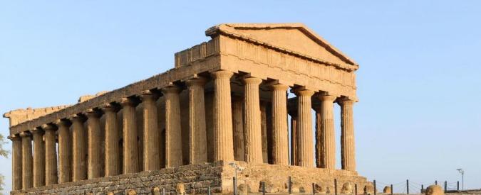 Agrigento, dopo il no di Atene ai soldi di Gucci sindaco propone la Valle dei Templi