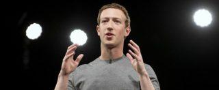 Cambridge Analytica, Zuckerberg fa mea culpa: 'Responsabile di quanto accaduto. Tenteranno ancora di influenzare elezioni'