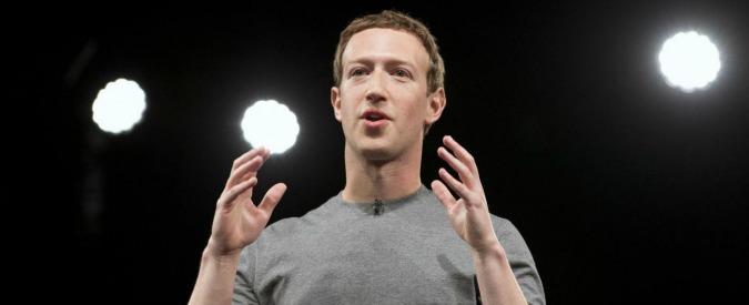 """Facebook, Zuckerberg: """"Il nostro futuro? Diventare una infrastruttura sociale"""""""