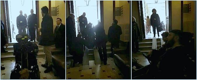 """Sicilia, all'Ars riunione su disabilità ma i disabili non possono entrare: """"Inaccessibile: è al secondo piano"""""""