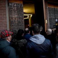 Foto LaPresse – Claudio Furlan 10/03/2017 Milano ( IT )  Ricordo pubbblico e incontro di preghiera per Dj Fabo