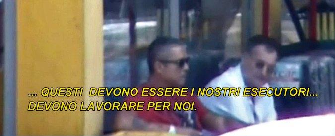 """Mafia capitale, show di Carminati in aula: """"Io, vecchio fascista degli anni '70. Con Mancini e Pucci siamo gli stessi di allora"""""""