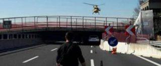 Castelfidardo, crolla ponte sull'A14: due morti e tre feriti. La Procura di Ancona indaga per omicidio colposo plurimo