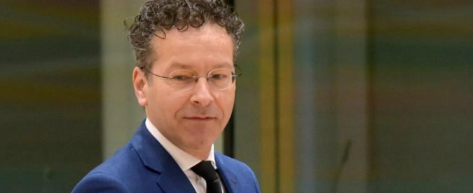 "Ue, presidente Eurogruppo Dijsselbloem: ""Sud spende soldi per alcol e donne"""