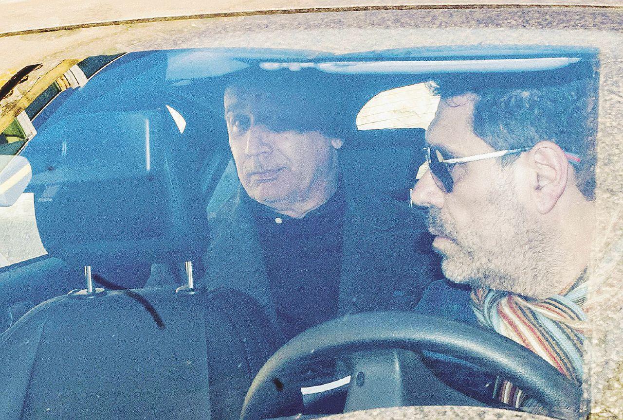 Il giorno dell'arresto di Romeo per la mazzetta di 100 mila euro