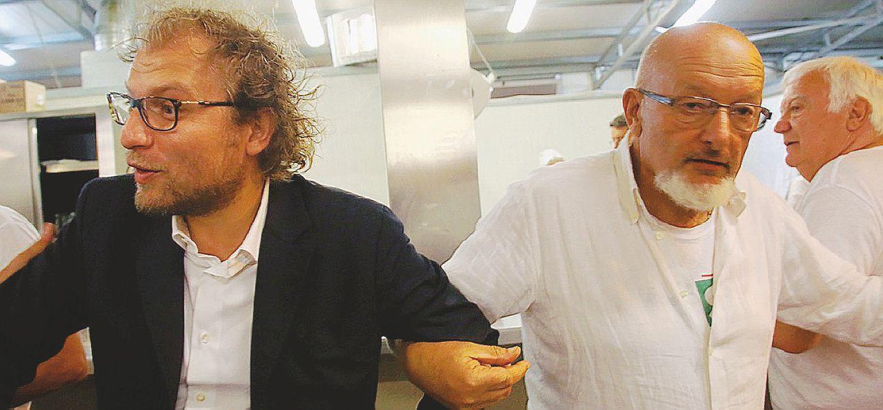 Dc, salsicce e aziende: la ruota della fortuna di Tiziano da Rignano