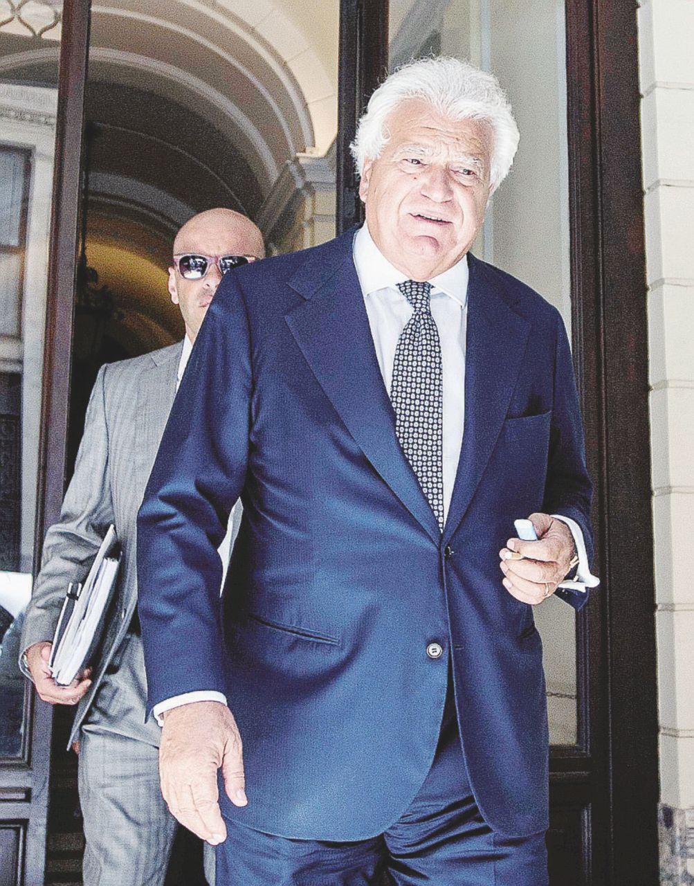 Verdini no limits: truffa e bancarotta, condanna a 9 anni