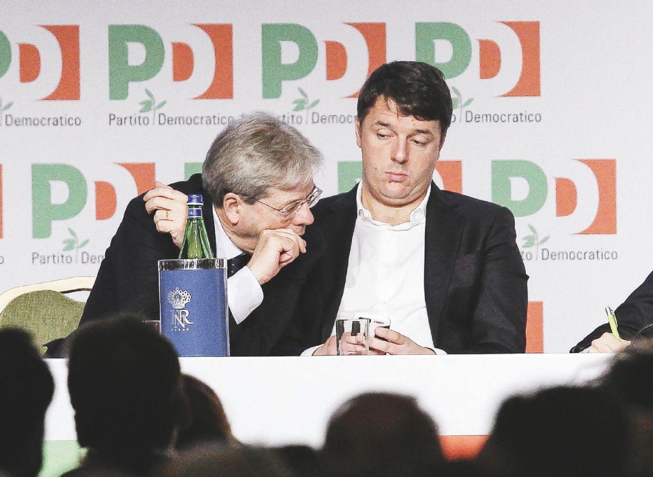 """""""Lampadina"""" è l'anello debole del governo Gentiloni-Renzi"""