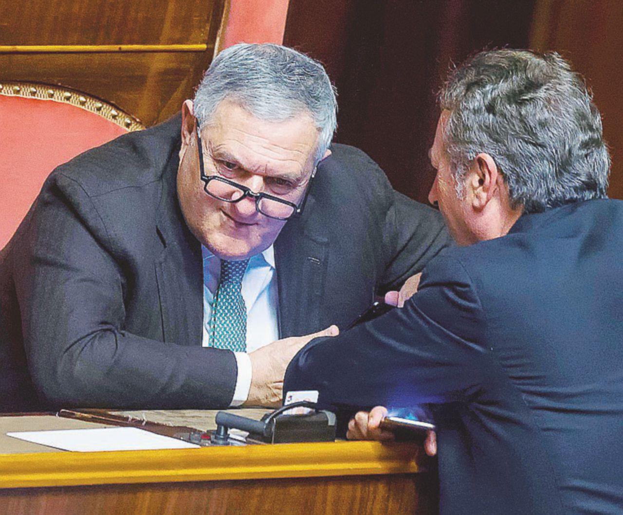 """""""Renzi e Denis non sono faccendieri, toccherà a noi verdiniani salvare Lotti"""""""