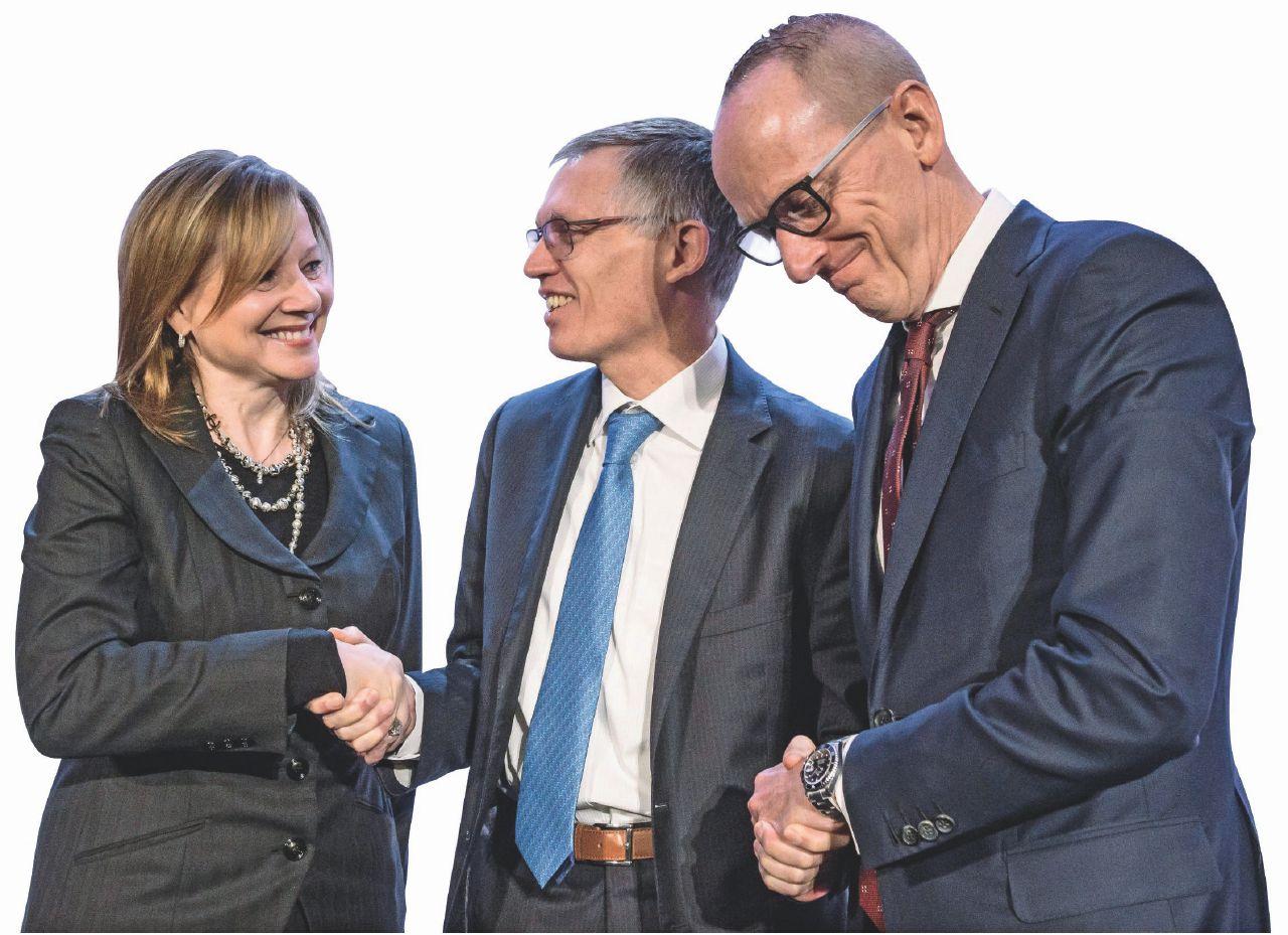 "Peugeot-Opel: va ai francesi la ""tedesca"" sempre in rosso"