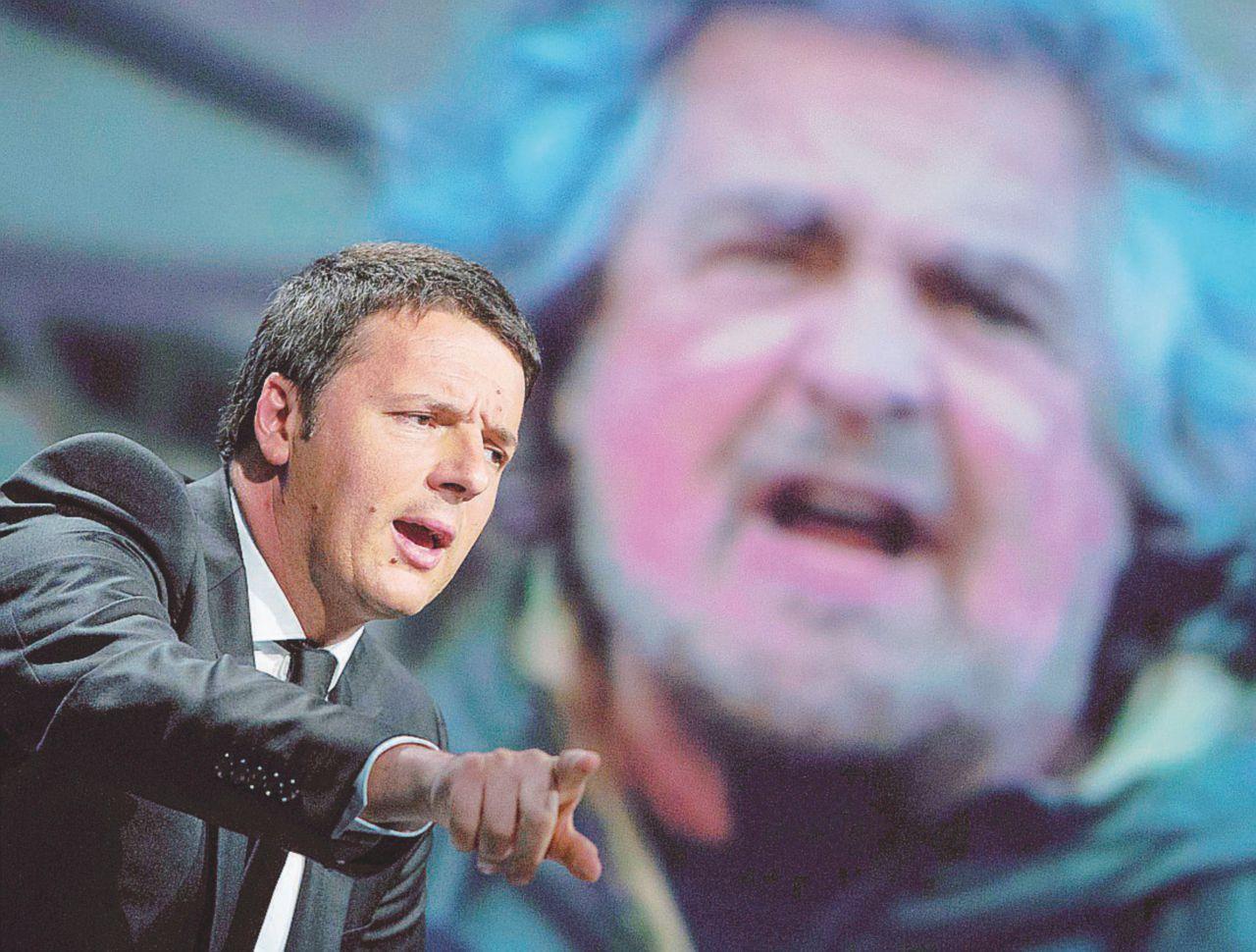 Renzi non può stare sereno: la lunga ascesa di destra e M5S