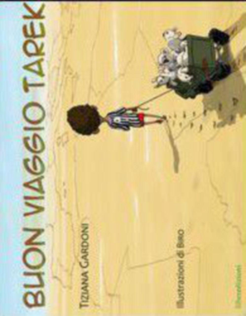 Il viaggio di Tarek, il bimbo che cerca le conchiglie