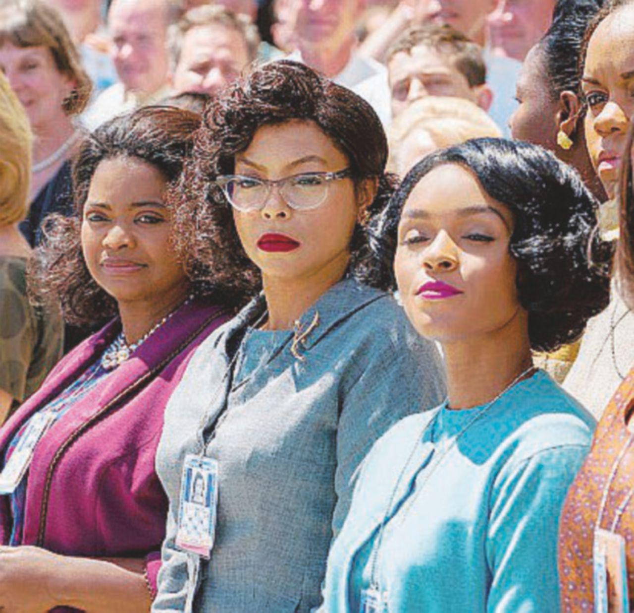 Nere geniali segregate le tre donne che hanno cambiato - Diritto di abitazione durata ...