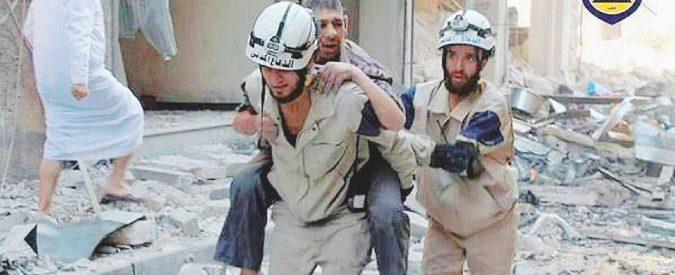 The White Helmets l'altra sceneggiatura, sottotitoli in russo