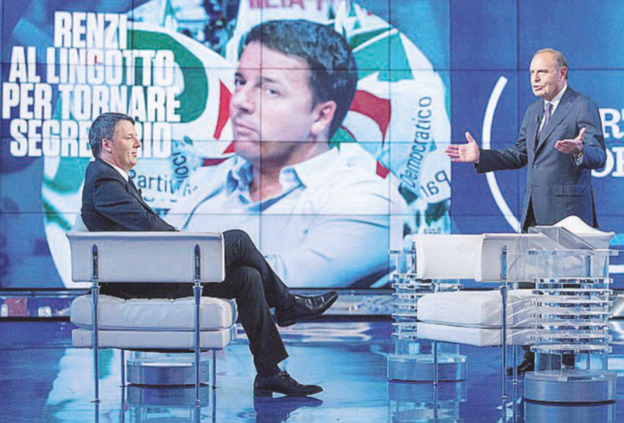 Matteo in tv assolve Lotti, Romeo e Del Sette