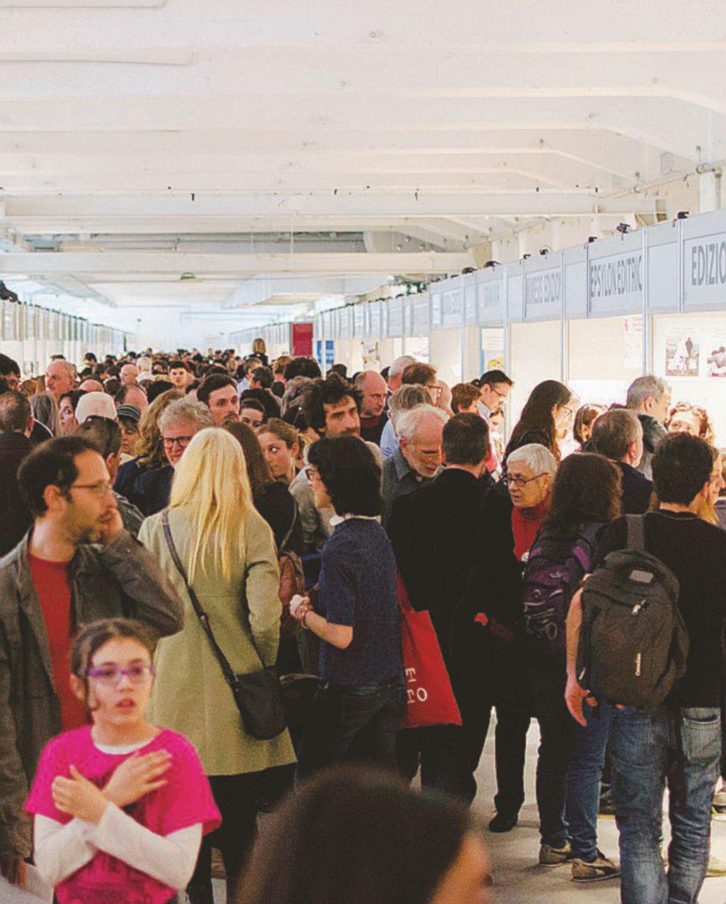 Il valore dell'indipendenza: duecento case editrici in mostra a Milano