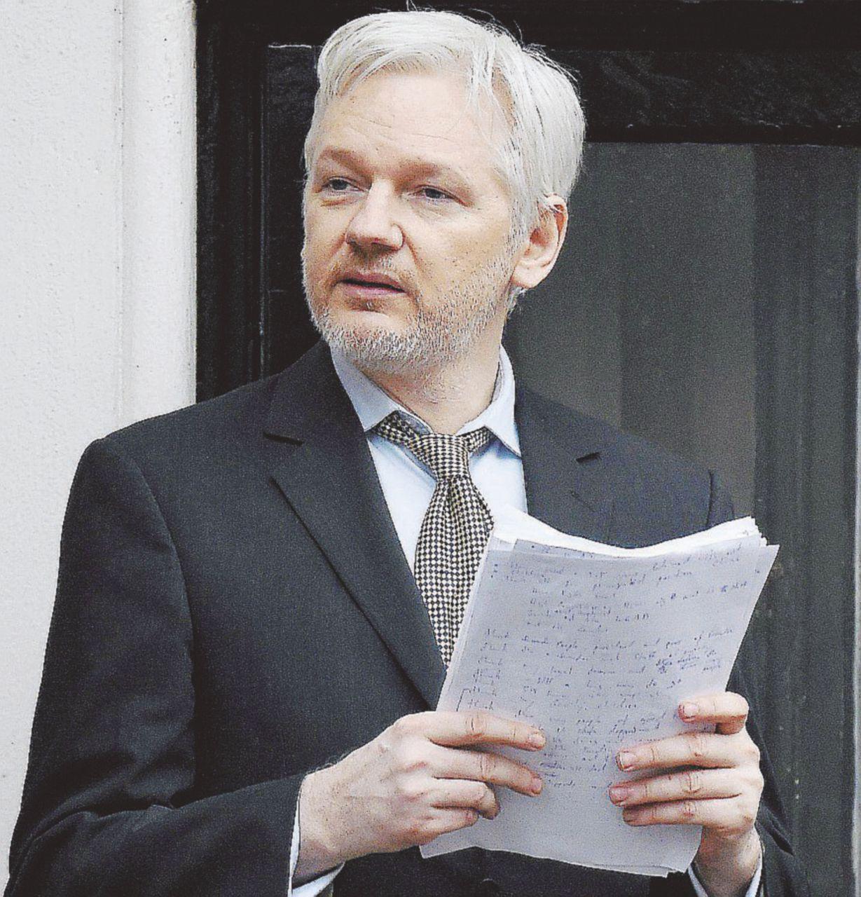 Assange e la santa alleanza hi-tech contro la Cia