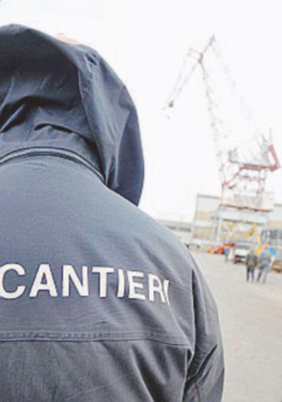 Fincantieri, vietato fare pausa pranzo: scatta lo sciopero