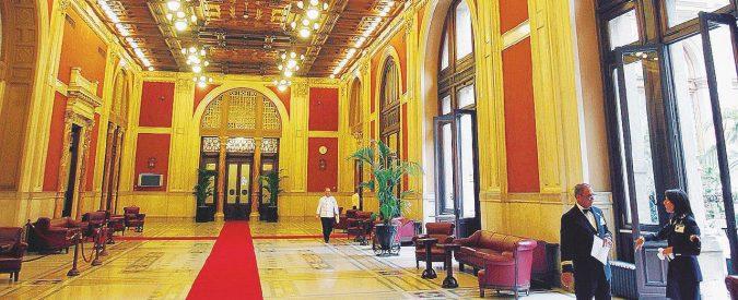 Alla Camera i lobbisti sul registro: un primo passo che serve a poco