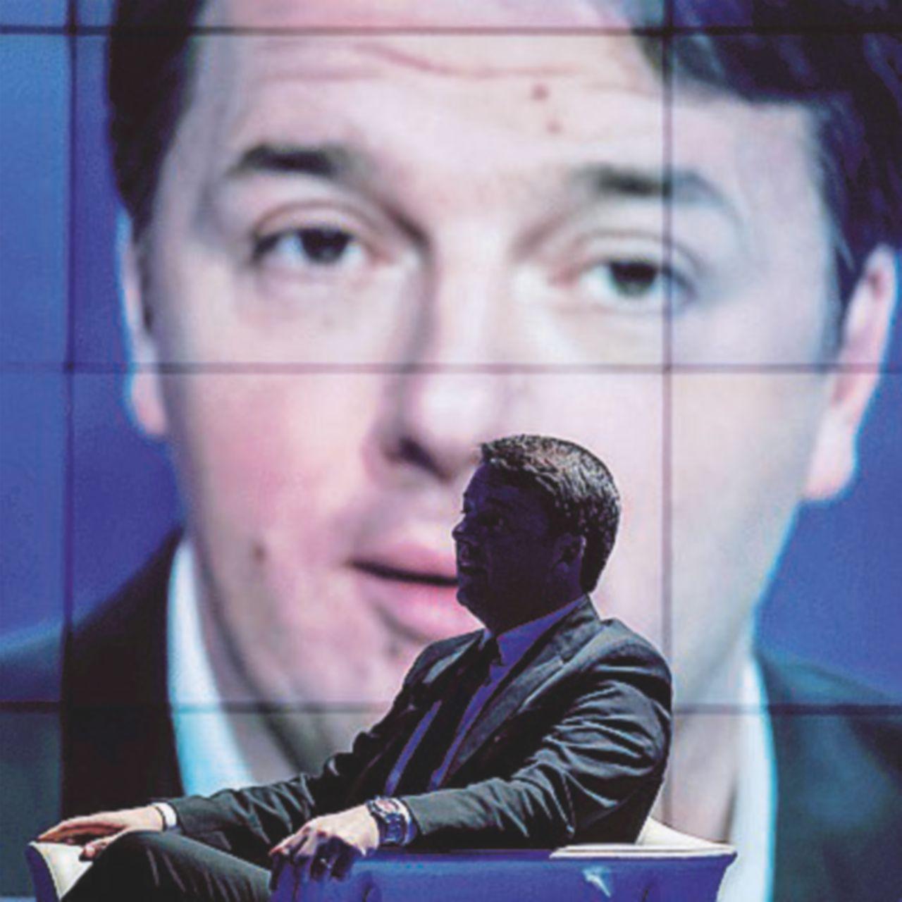 Renzi, dentro la matrioska il nulla