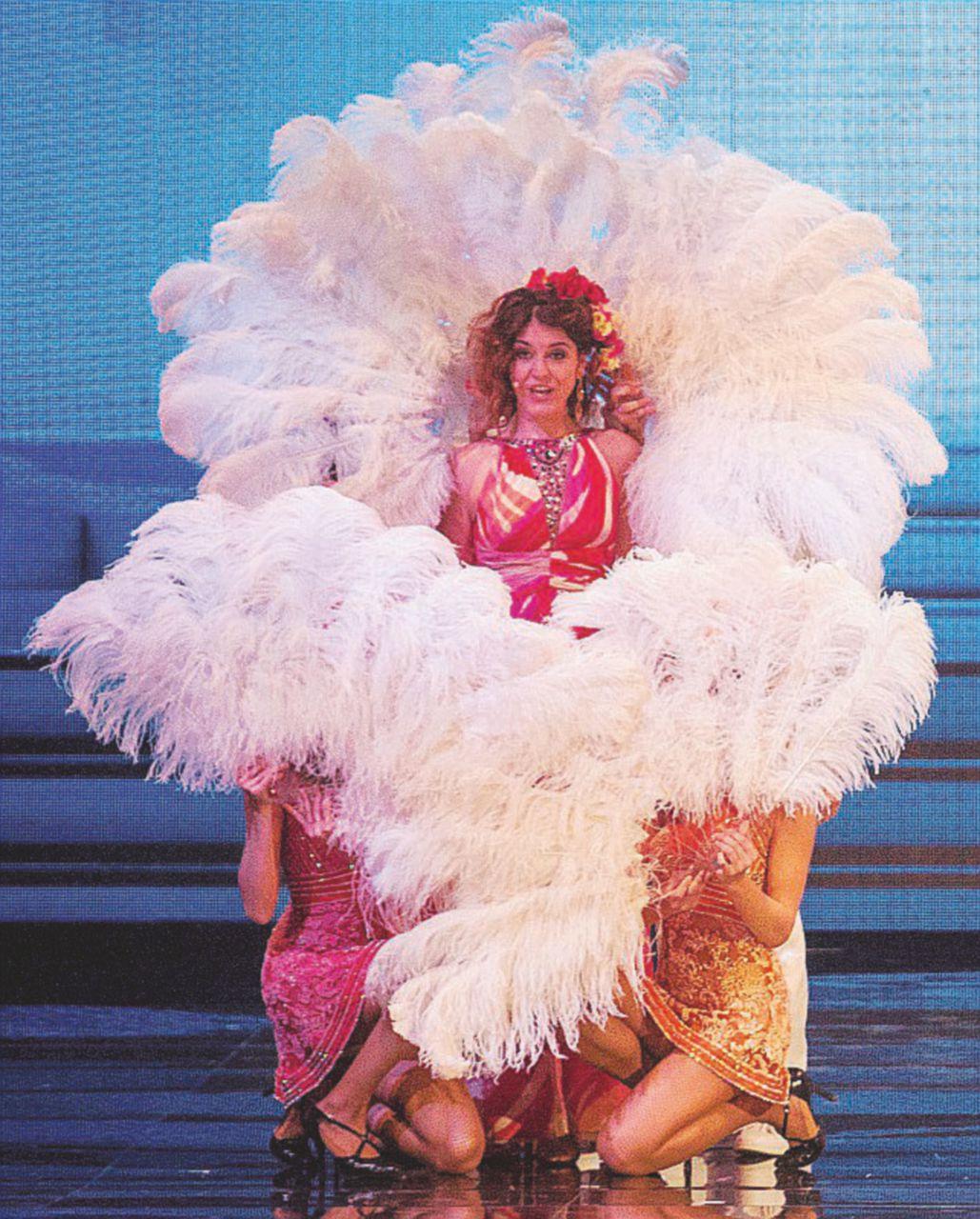 """""""Se non parlo canto… con la ditta"""" Carlotta Proietti sperimenta il teatro"""