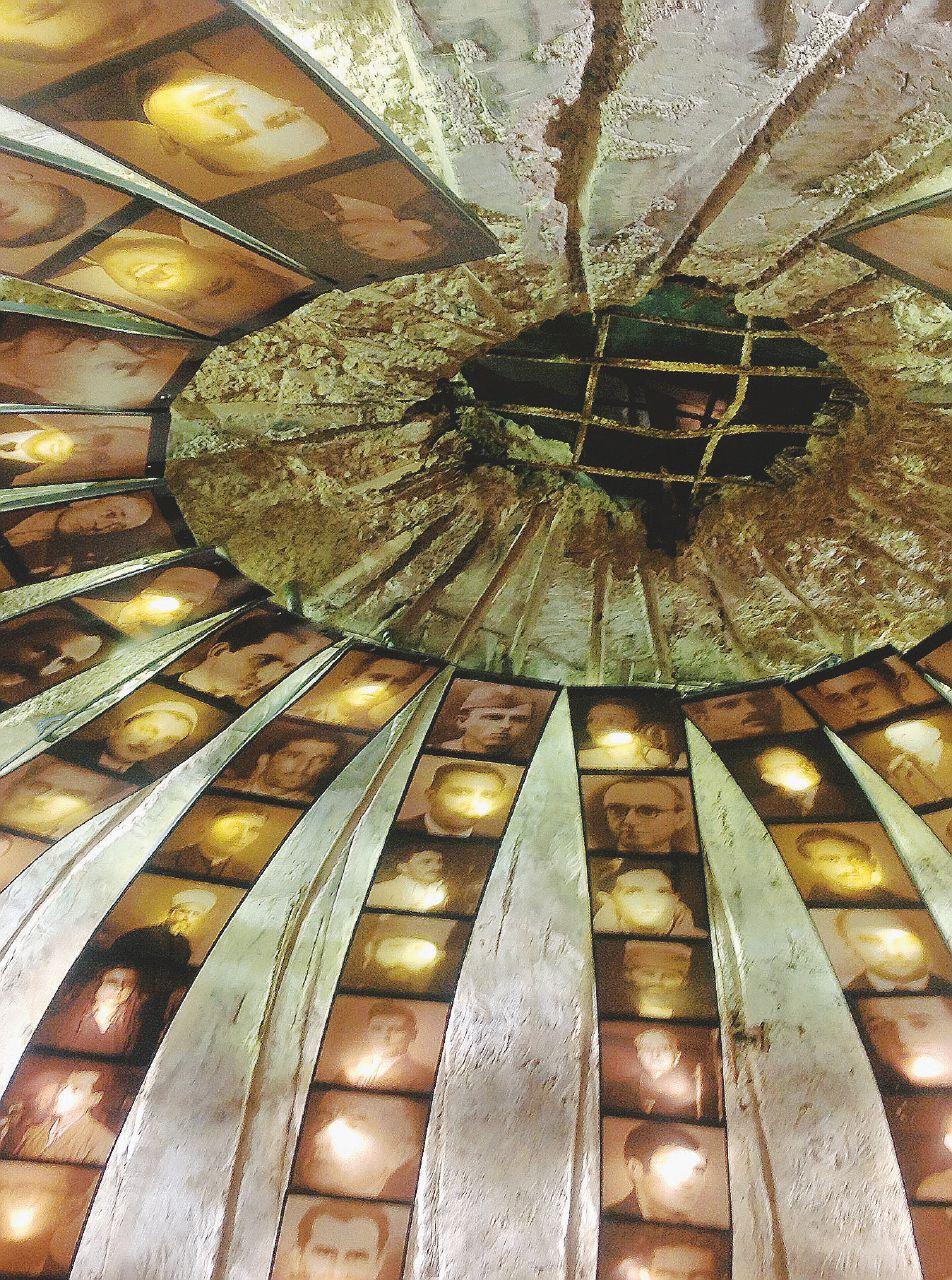 Il museo nel bunker: la memoria dell'orrore