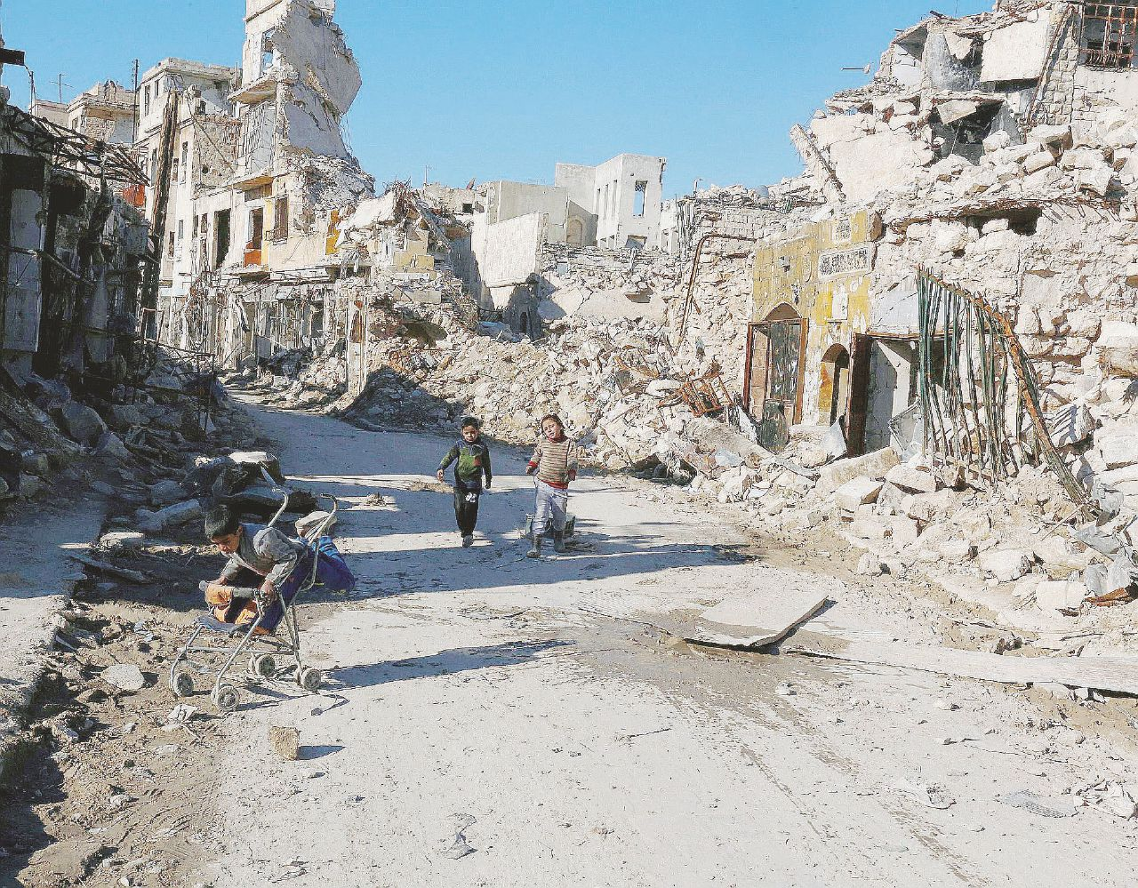 Dopo Aleppo: il dilemma della Siria tra caos e regime
