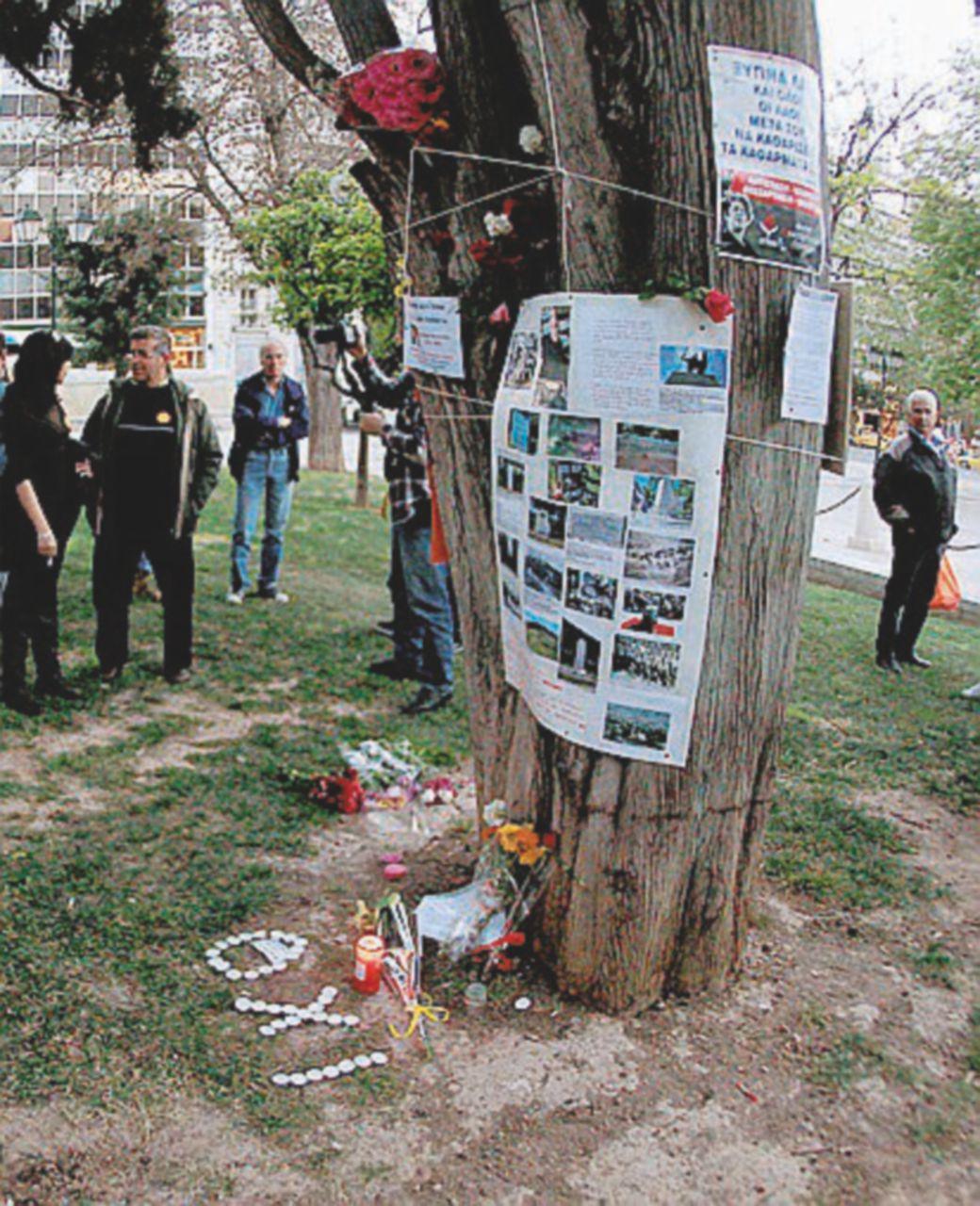 """Dimìtris, il suicidio politico: """"I nostri morti ci parlano"""""""