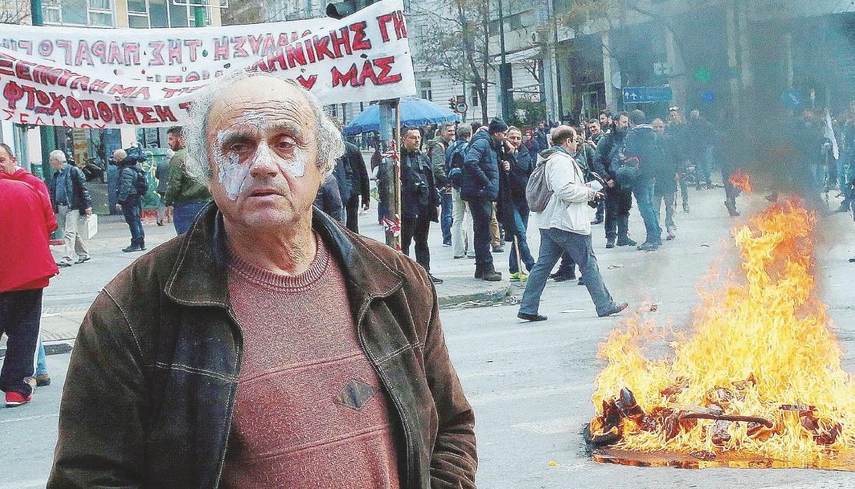 Tragedia greca in 8 atti