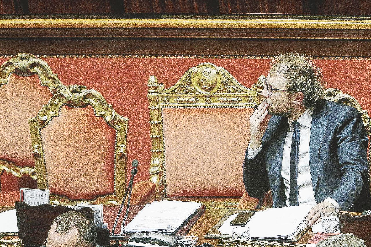 Sul Fatto del 16 marzo: Di Lotti e di governo. Respinta la sfiducia M5S al ministro renziano indagato