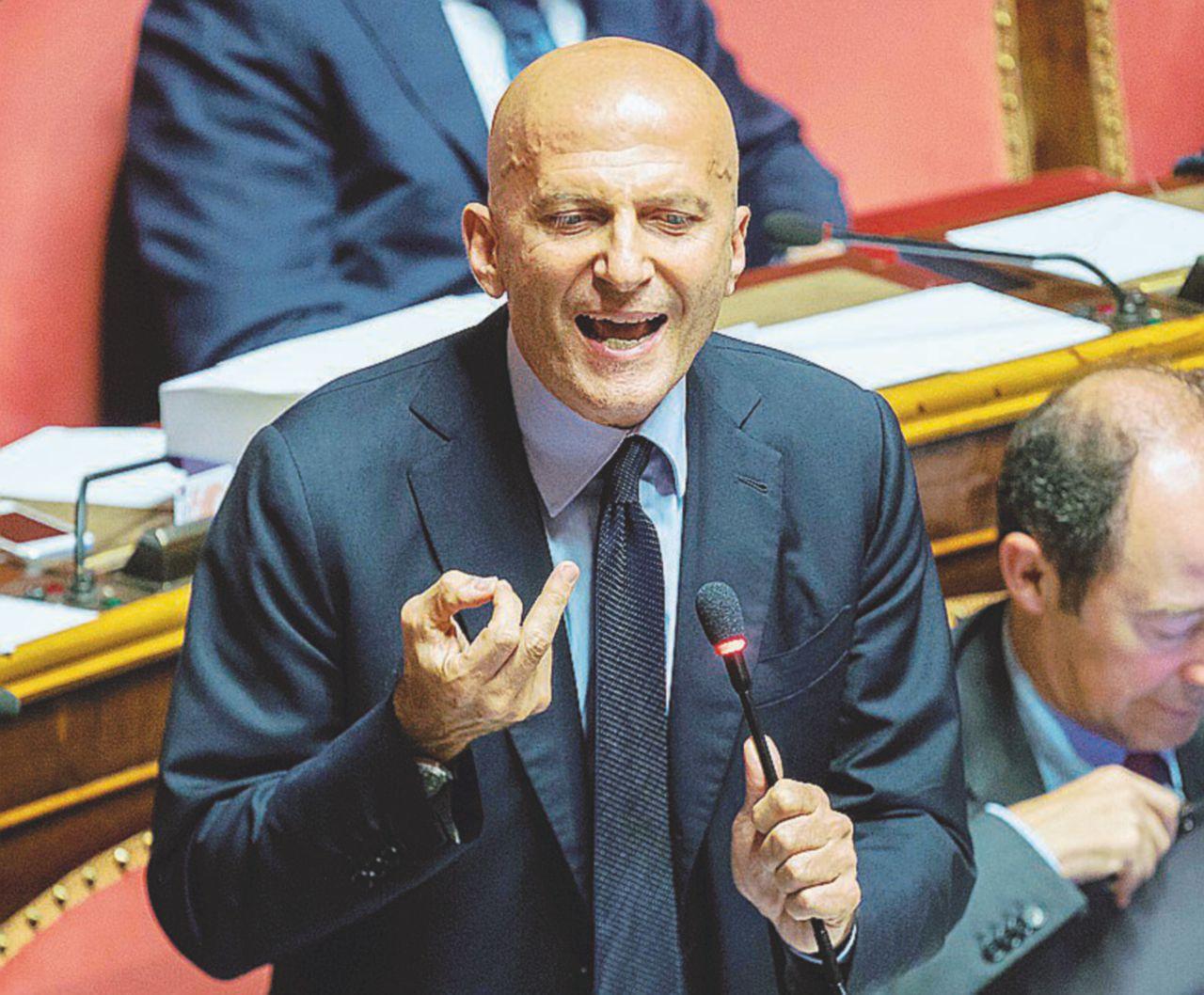 L'ultima in Senato del fu Direttorissimo: oggi si vota la decadenza di Minzolini