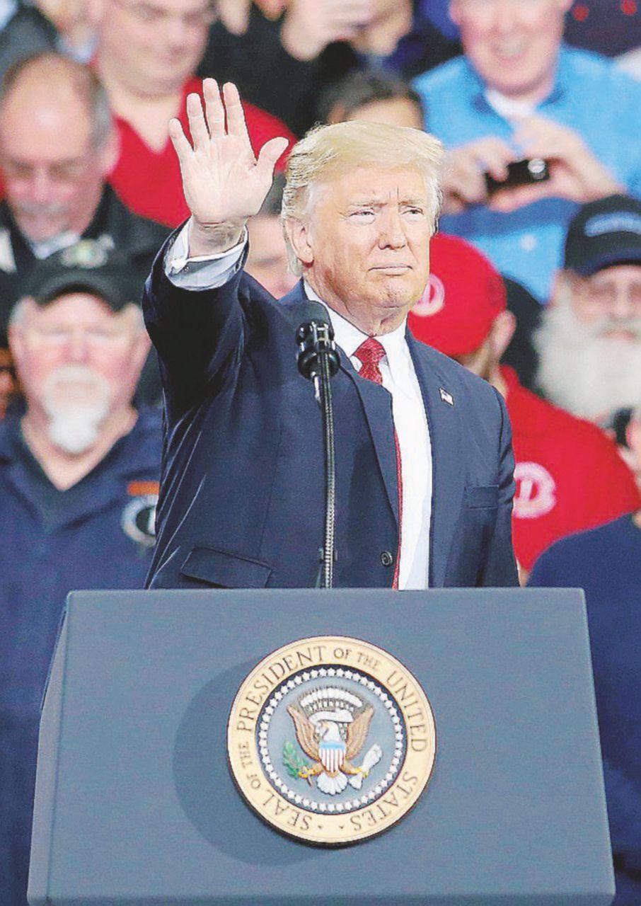 Trump: liberi di inquinare