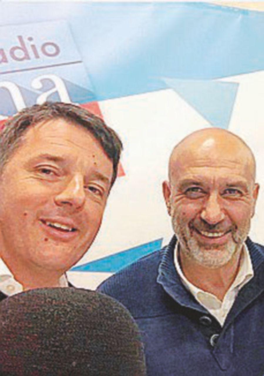 """Renzi ad Amatrice: """"C'è tanto da fare ma qui c'è futuro"""""""