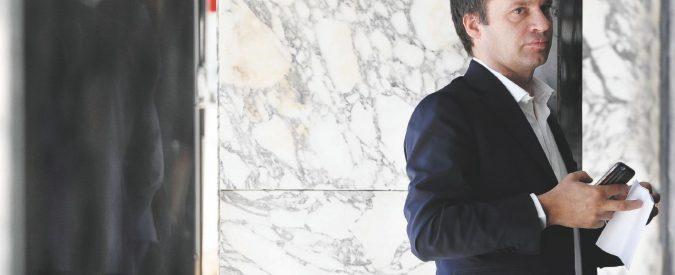 """Parla Carrai: """"Io, Renzi, il Mossad e quando fondai un club Forza Italia"""""""