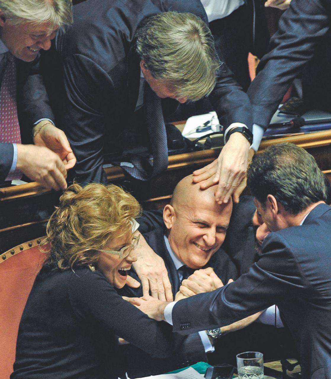 Il Senato degli smemorati: ieri Severini, oggi Minzolini