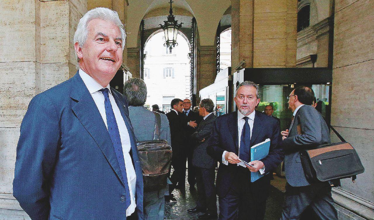 Il governo riesuma Profumo per liquidare Finmeccanica