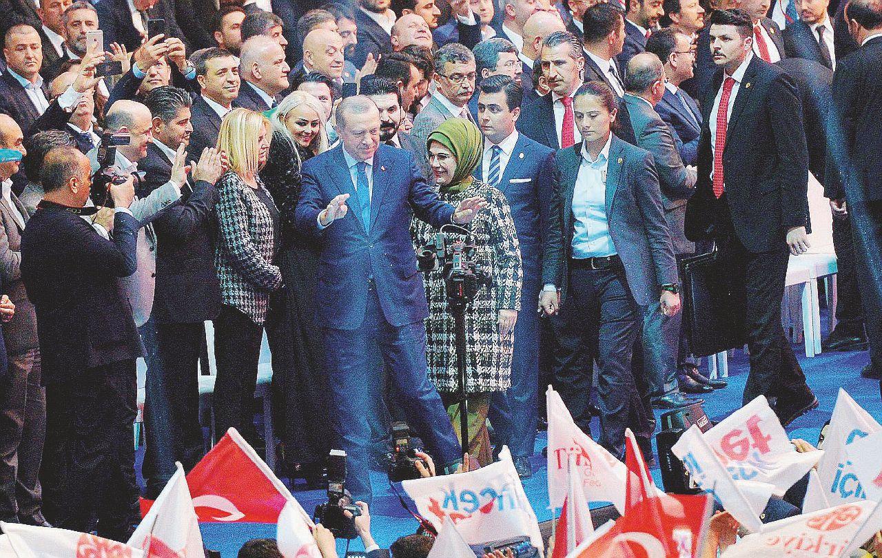 Erdogan e la strategia del coniglio anti-Occidente