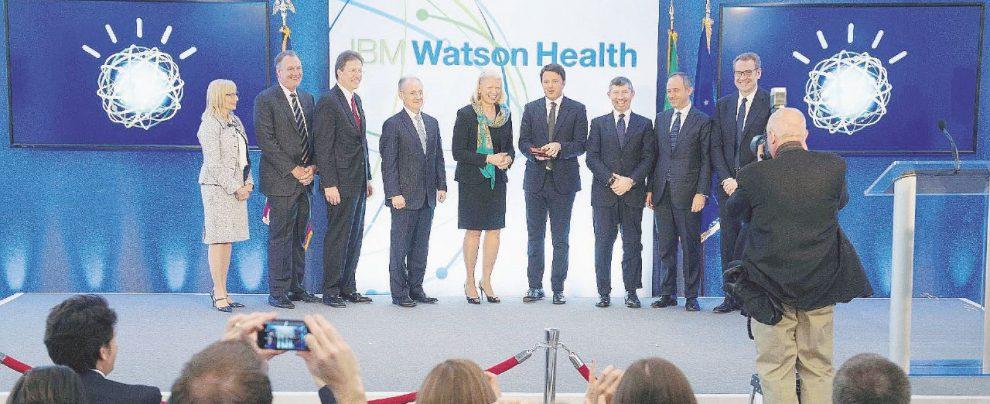 Ibm, 60 milioni e i nostri dati sanitari per portarla in Expo