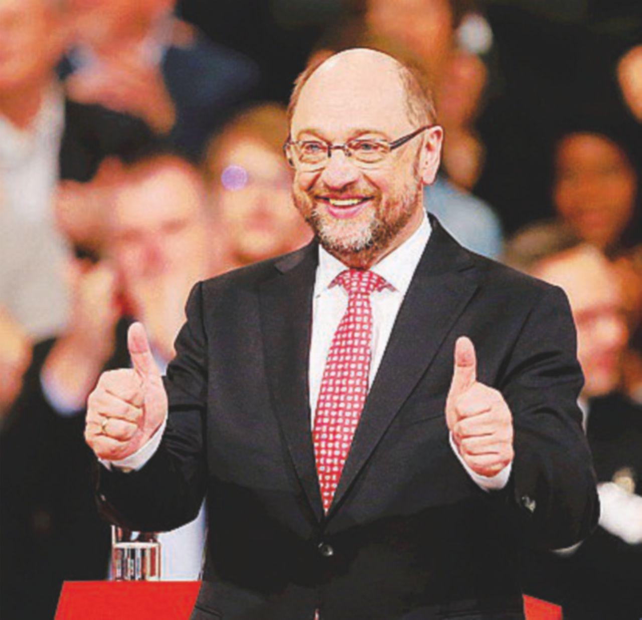Plebiscito tedesco: Schulz si prende l'Spd