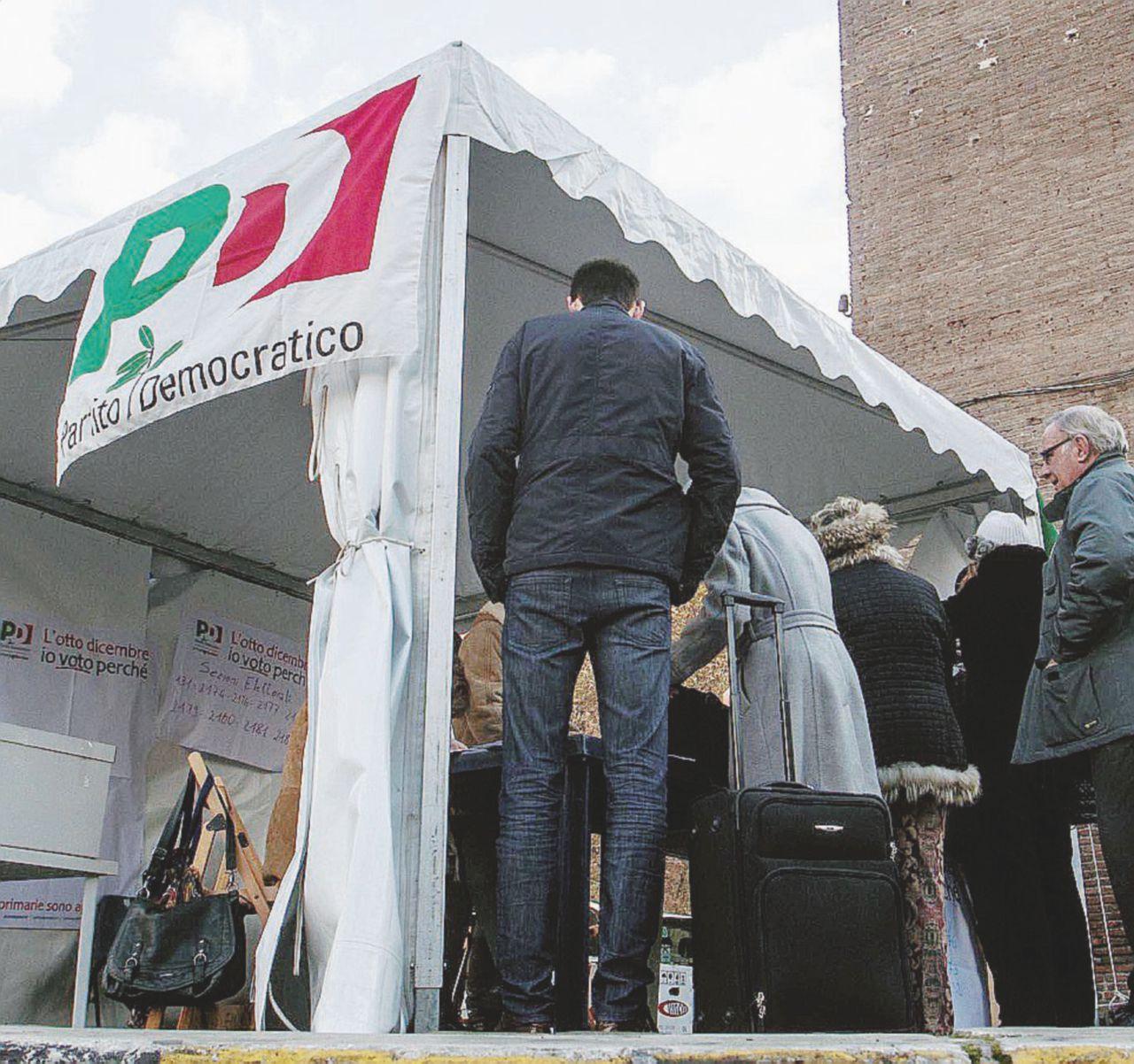 Il mercato delle tessere Dem per inquinare il congresso