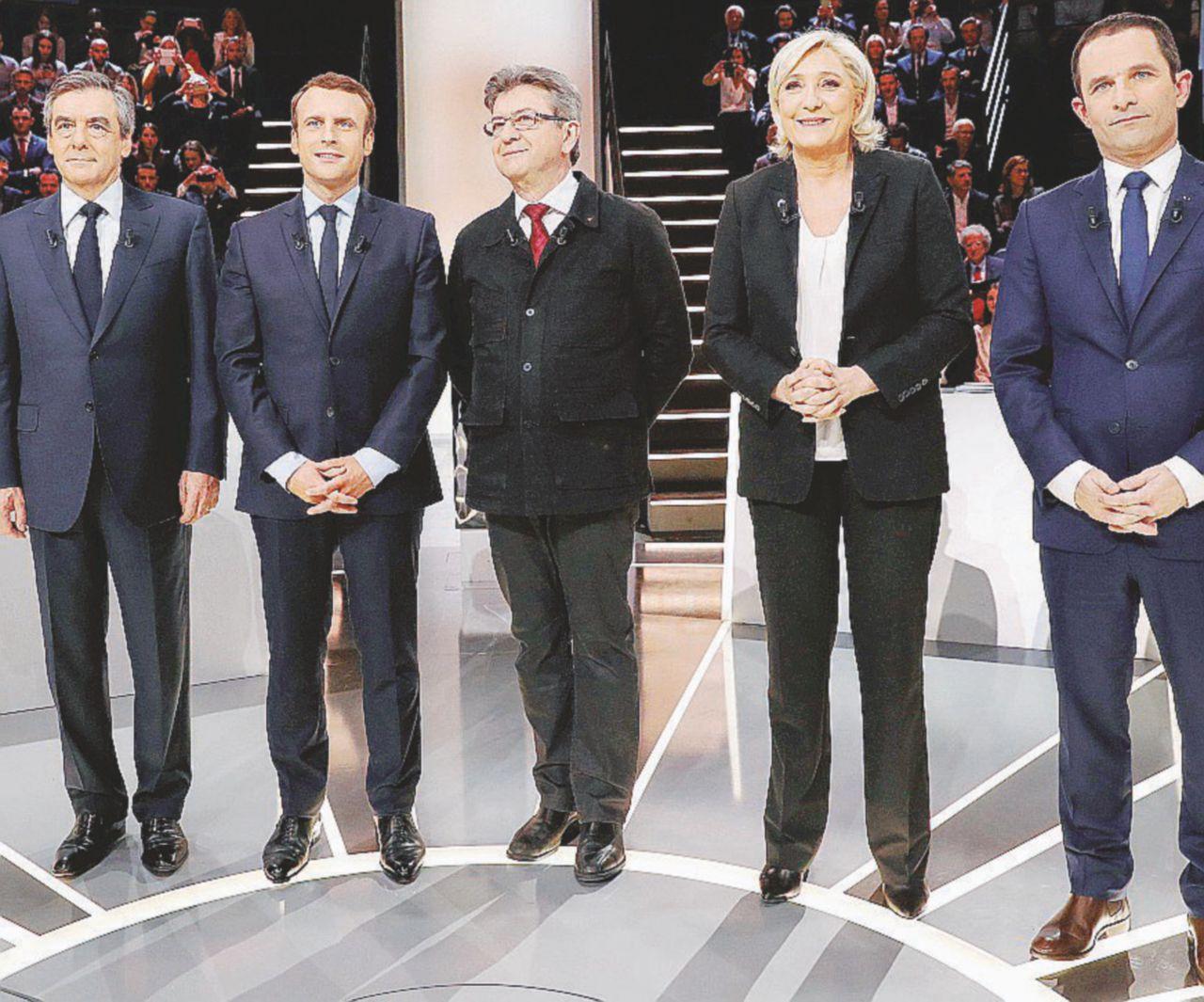 Macron, l'outsider che ora fa paura a tutti i candidati