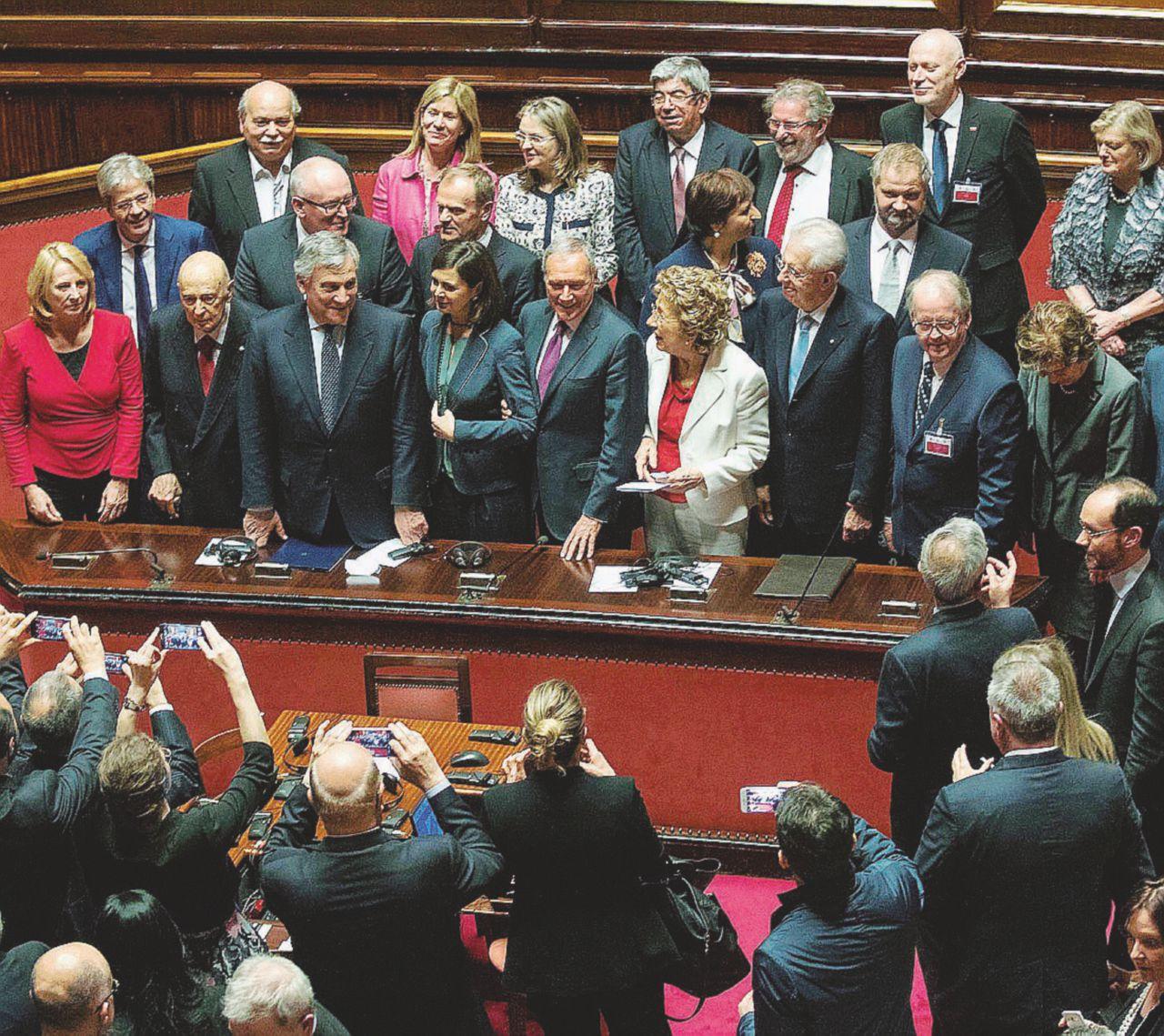 Trattato male, l'inutile (e triste) festa d'Europa
