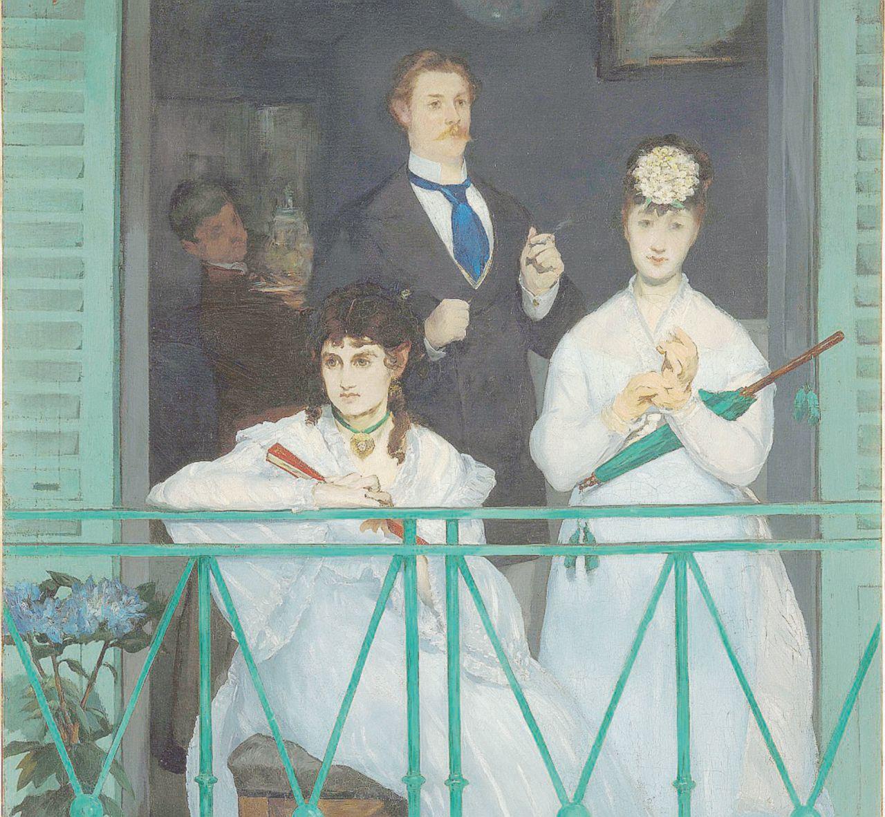 Manet, le luci a Parigi e l'inquietudine della modernità