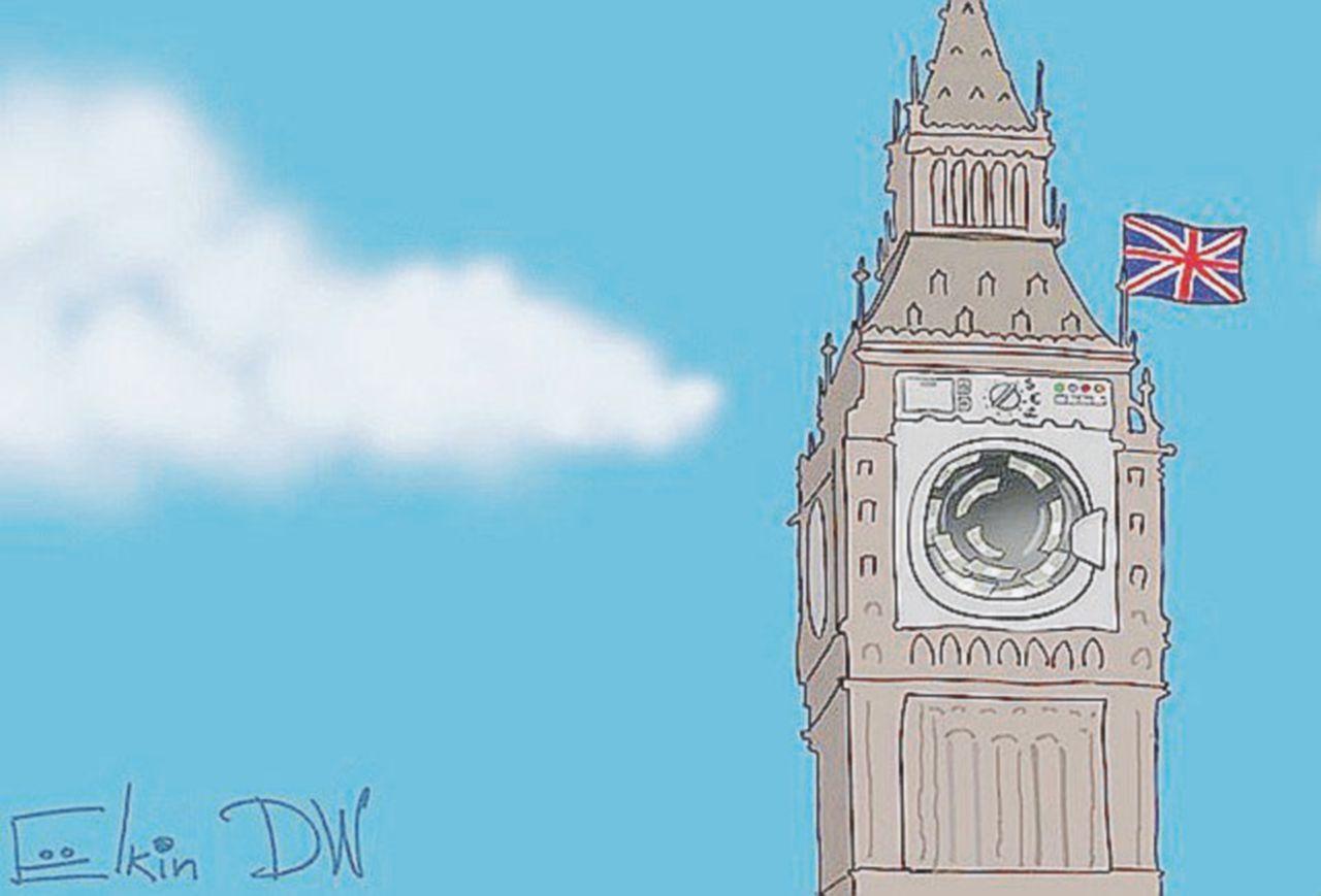 Londonistan, lavatrice dei soldi sporchi di Mosca