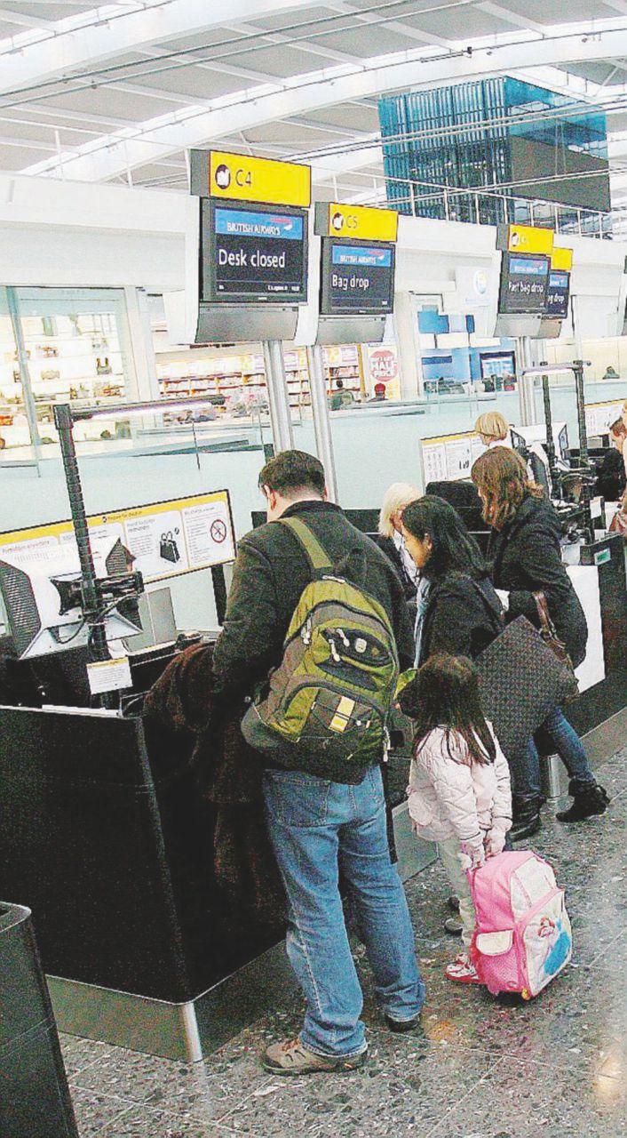 Attacco imminente, niente pc e tablet sui voli per gli Usa