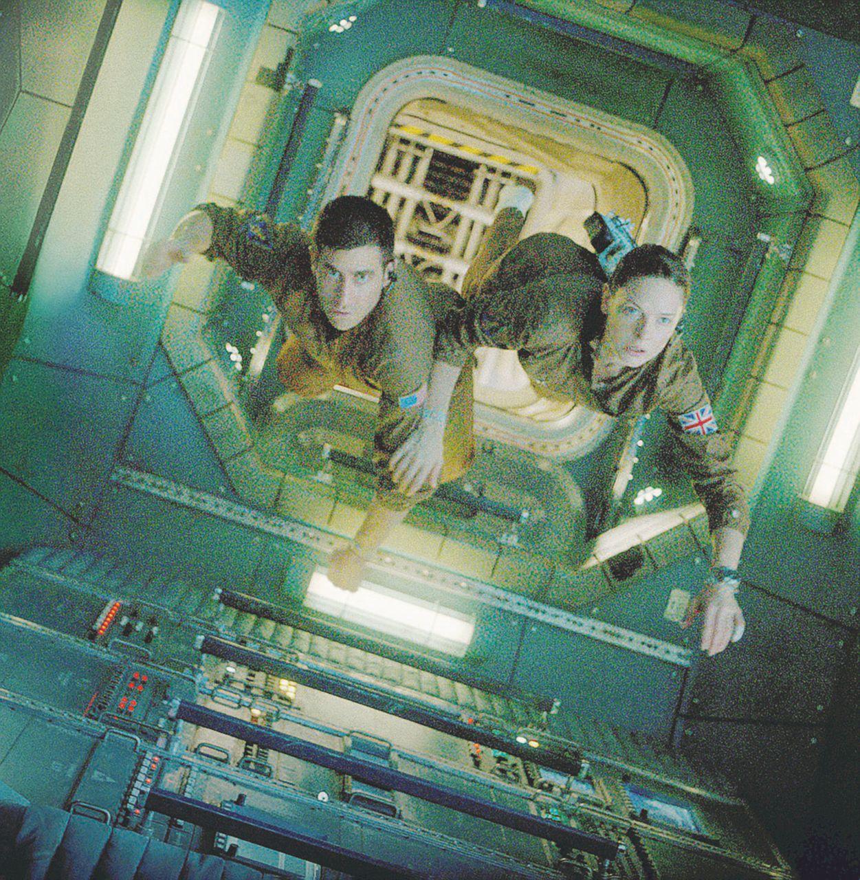 """""""Life"""", la prima fantascienza dell'era spaziale trumpiana"""
