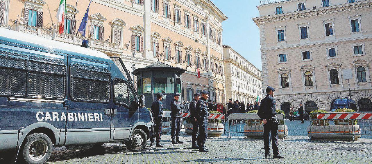 E Roma si spaventa di più tra capi di Stato e cortei